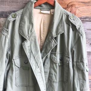 DKNY Army Jacket